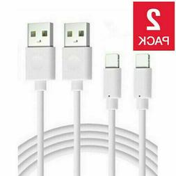 2 Pack USB Charger Cable Cord For iPhone 12 11 PRO XR X XS M