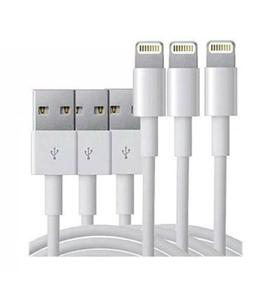 3 PACK - Lightning USB Charger Cable For OEM Original Apple