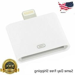 30 pin to 8 pin adapter converter for apple iphone/ipad/ipod