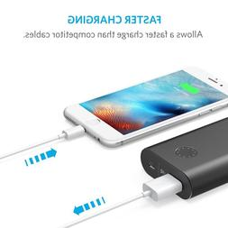 5 USB lightning Cable Charger Sync Generic Work apple iphone