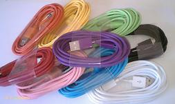 9ft Lightning 8pin generic charger cables for Iphones 5 & 6