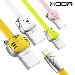 Alloy Port Lightning to USB Cord 3FT Sturdy Charging Cable f