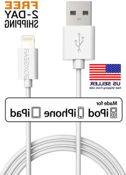 Apple Lightning to USB Cable,{Apple MFi Certified} Boxgear 3