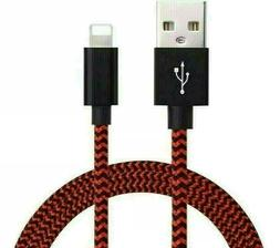Certified Lightning Cable 3 6 10 FT MFi USB Charger for iPho