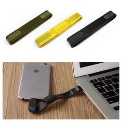 Key Chain Lightning Sync charge Cable Portable Charger For i