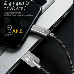 Lightning Cable Cord USB Charger Charging For OEM i Phone X/