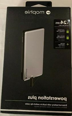 Mophie - Powerstation Plus 6000 Mah Portable Charger For Mos