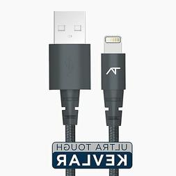 Tech Armor Apple MFi Certified Lightning to USB Sync/Charge