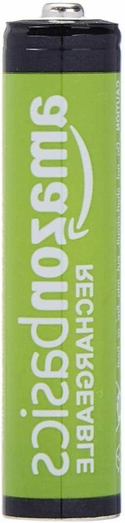 Rechargeable Batteries Pre-charged - Pack May Vary, Choose S