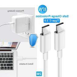 AC 29W 61W 87W USB C Charger Type C Power Adapter for MacBoo