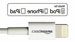 AmazonBasics Lightning to USB A Cable - Apple MFi Certified