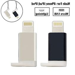 iPhone to Android Adapter, HkittyXiong Apple Lightning to Mi