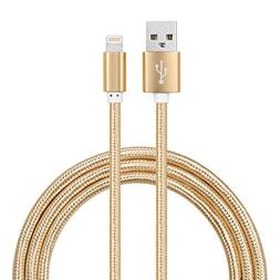YF (Apple MFI Certified)3.3ft MFI Cable For iPhone 100%