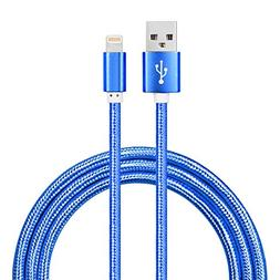 YF (Apple MFI Certified)6.6ft MFI Cable For iPhone 100%