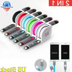 charger cable charging lightning micro usb 8