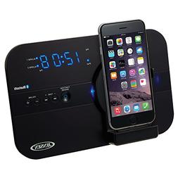Jensen Docking Digital Music System for Dock and charging wi