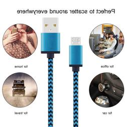 Fast Charging Cable Cord For Galaxy S7/S6/edge/Note 5/Note 4