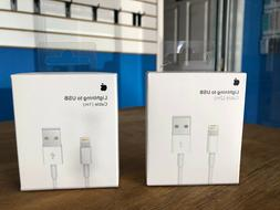 Genuine OEM Apple iPhone X 8 7 6S plus Lightning USB Cable C