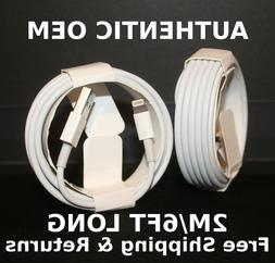 Genuine OEM Original Apple iPhone Lightning Cable Charger Co
