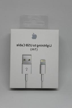 Genuine Original Apple Lightning to USB Charge Cable for iPh