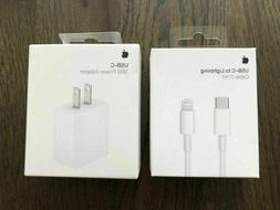 18W Charger USB-C Power Adapter OEM Fast for Apple iPhone 11