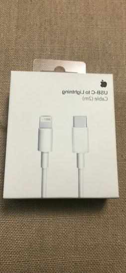Genuine Apple USB-C to Lightning Cable  - Retails for $35 pl