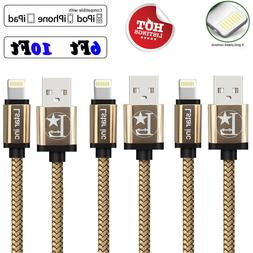 For iPhone 11 6 7 8 Plus XS XR Charging Cable Heavy Duty Cha