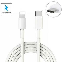 iPHONE 11 Pro Max - 6FT LONG TYPE-C USB CABLE FAST CHARGE PO