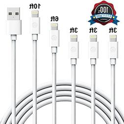 iPhone Charger, Everdigi Lightning Cable 8 Pin iPhone Chargi