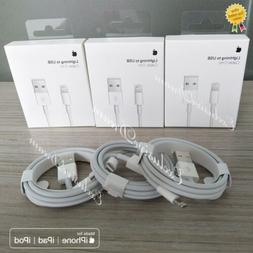 iPhone Charger Cable Original Apple Lot Genuine Lightning US