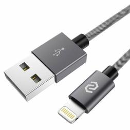 Syncwire Lightning to USB A Cable - 3.3ft Nylon Braided  iPh