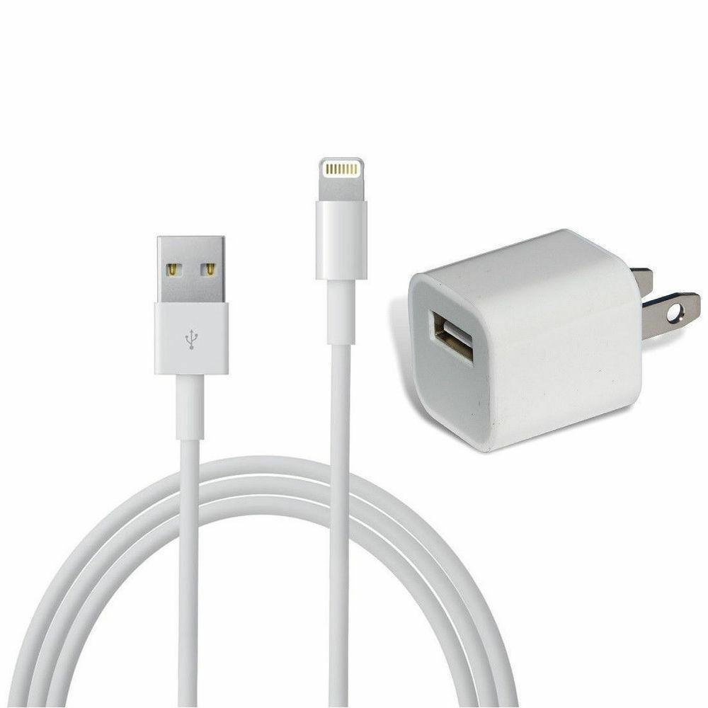 Charger Cargador Lightning iPhone 6S 8 X XR
