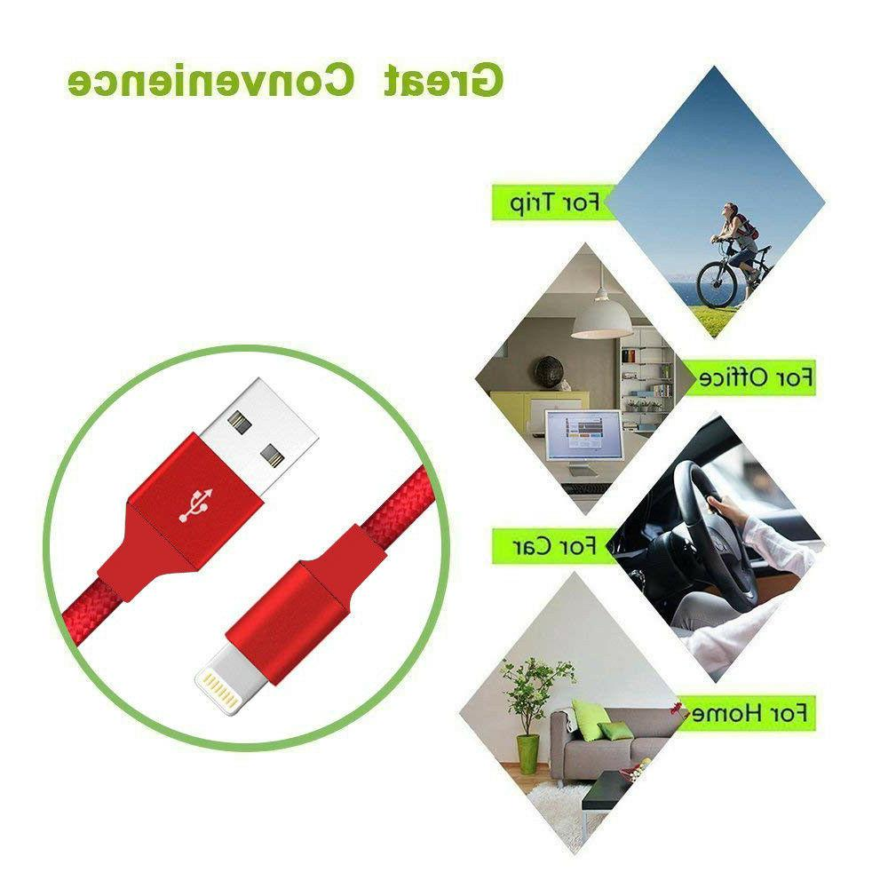 For iPhone 8 XS XR 5 Lightning Heavy Charging