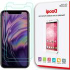 2X Apple iPhone 9 / 9 Plus Tempered Glass Screen Protector +