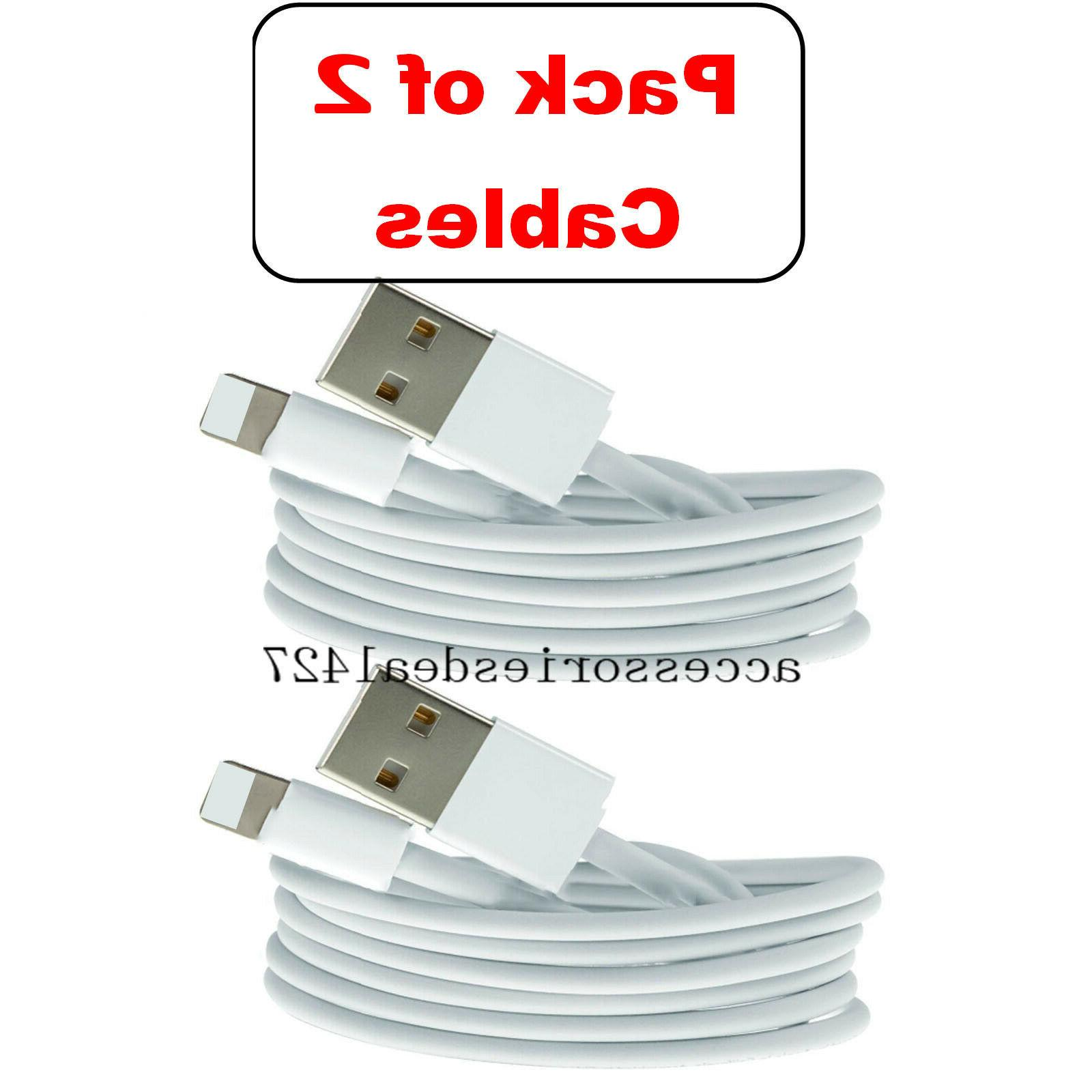 2pack 3ft usb cable for original apple