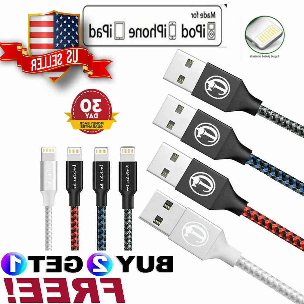 3 6 10ft lightning cable for apple