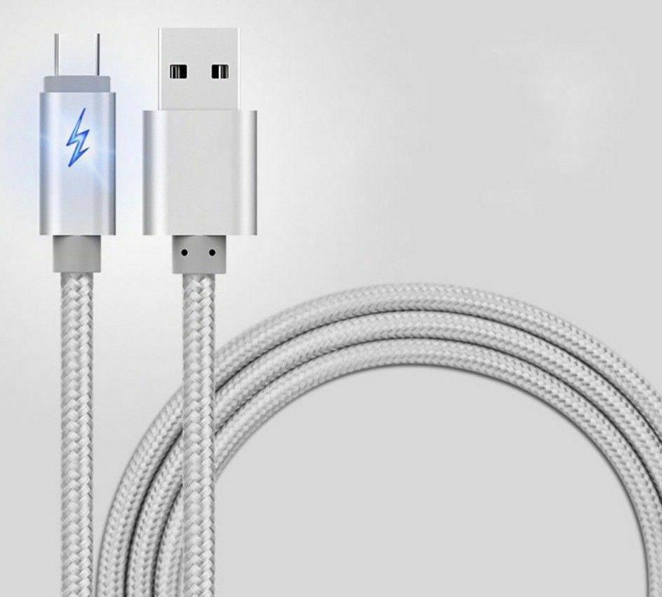 🔥3 Lot Cables Braided for 8 Plus Heavy Duty