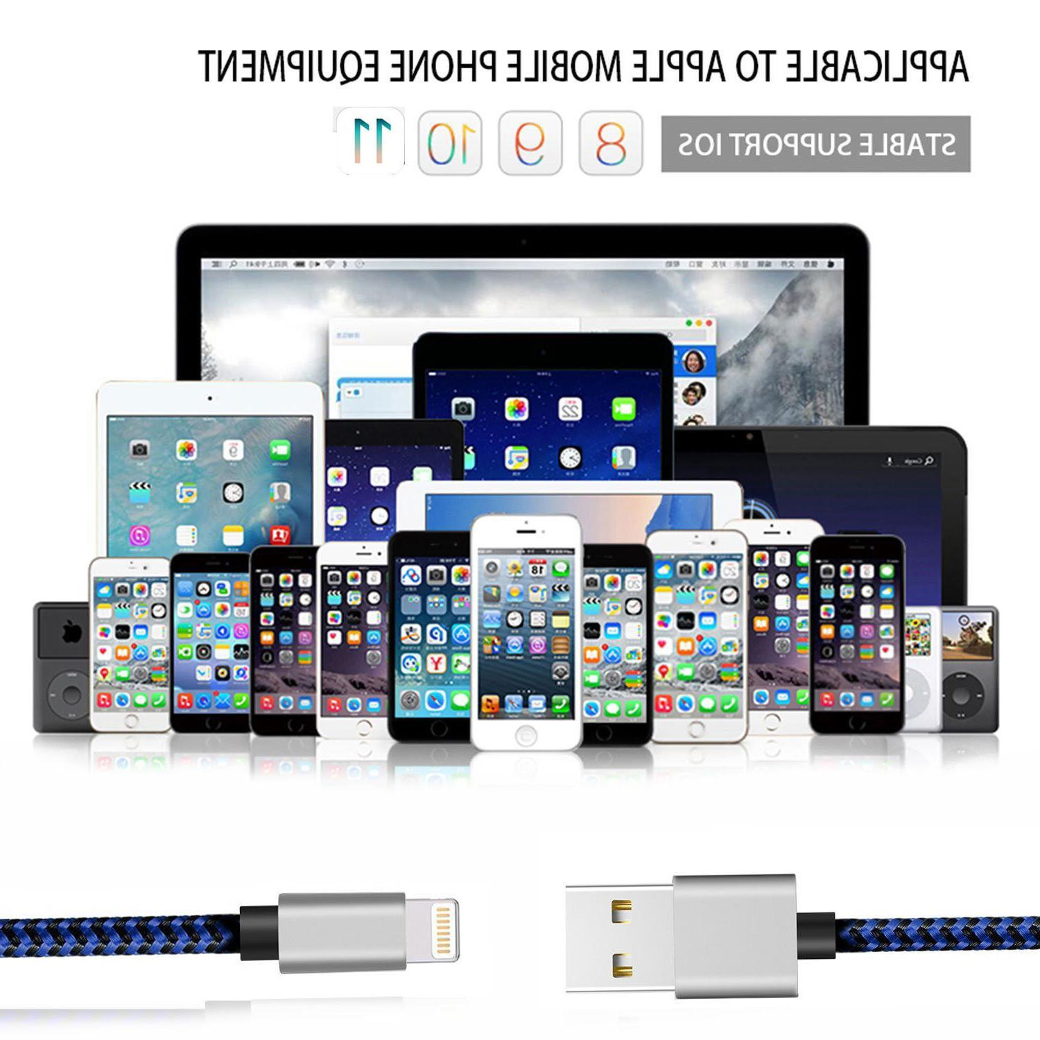 For Lightning Heavy Duty 7 Plus 8 Charger