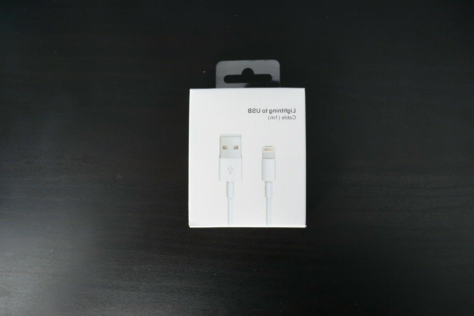 For Lightning Cable OEM X 8 6 5 Genuine