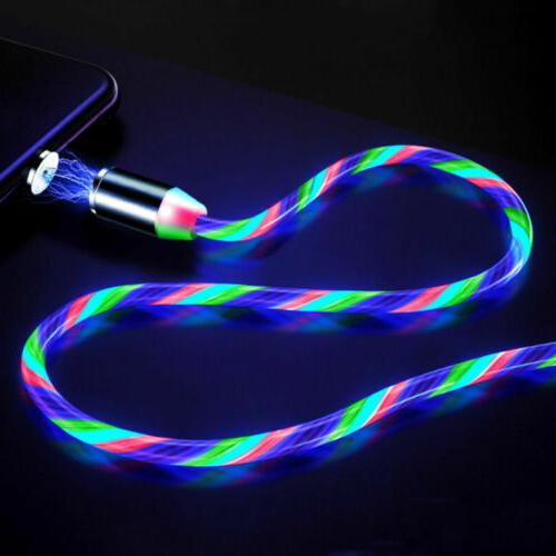 3in1 Magnetic Fast Charging Micro Cable