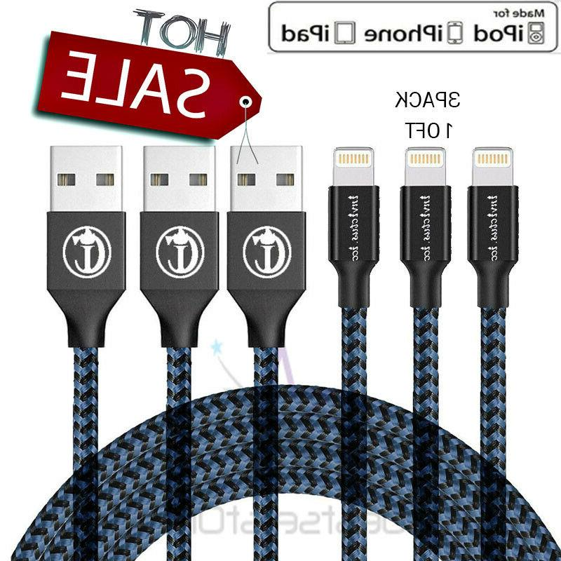 lightning cable heavy duty iphone