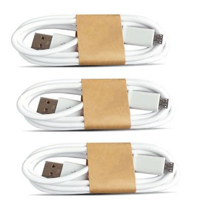 3xV8 Lightning Charging Cable Wire Charger for Android Samsu