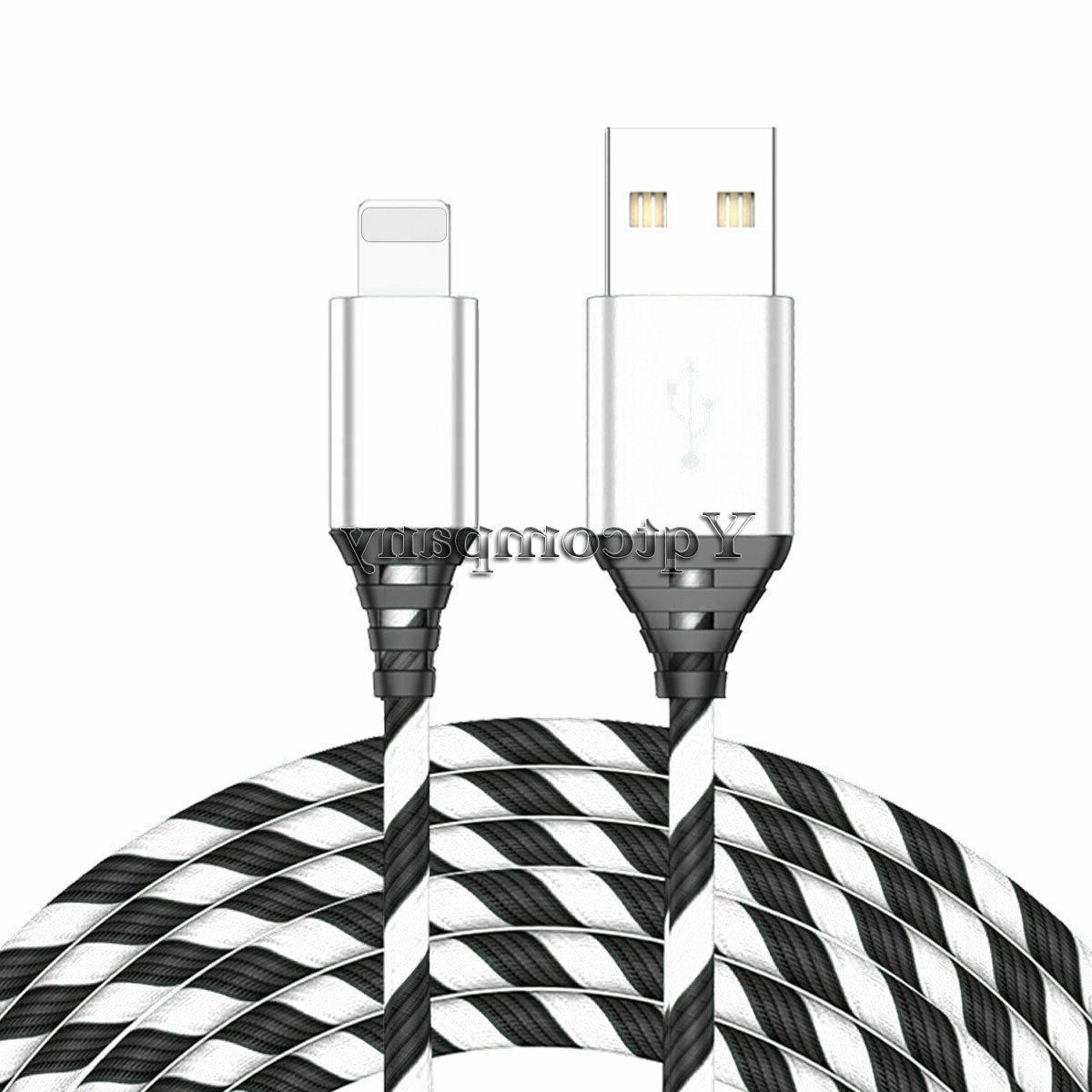 4 10 Lightning Cable iPhone plus Charger Cord