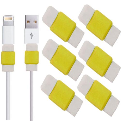 Charging Cable Saver Protector for iPhone 5 6 6s Plus Light