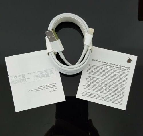 6ft 2m lightning to usb cables