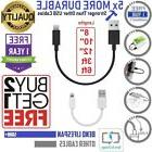 "✔8"" 10"" 12"" Short 8pin USB Charger Charging Cord Wire Ligh"