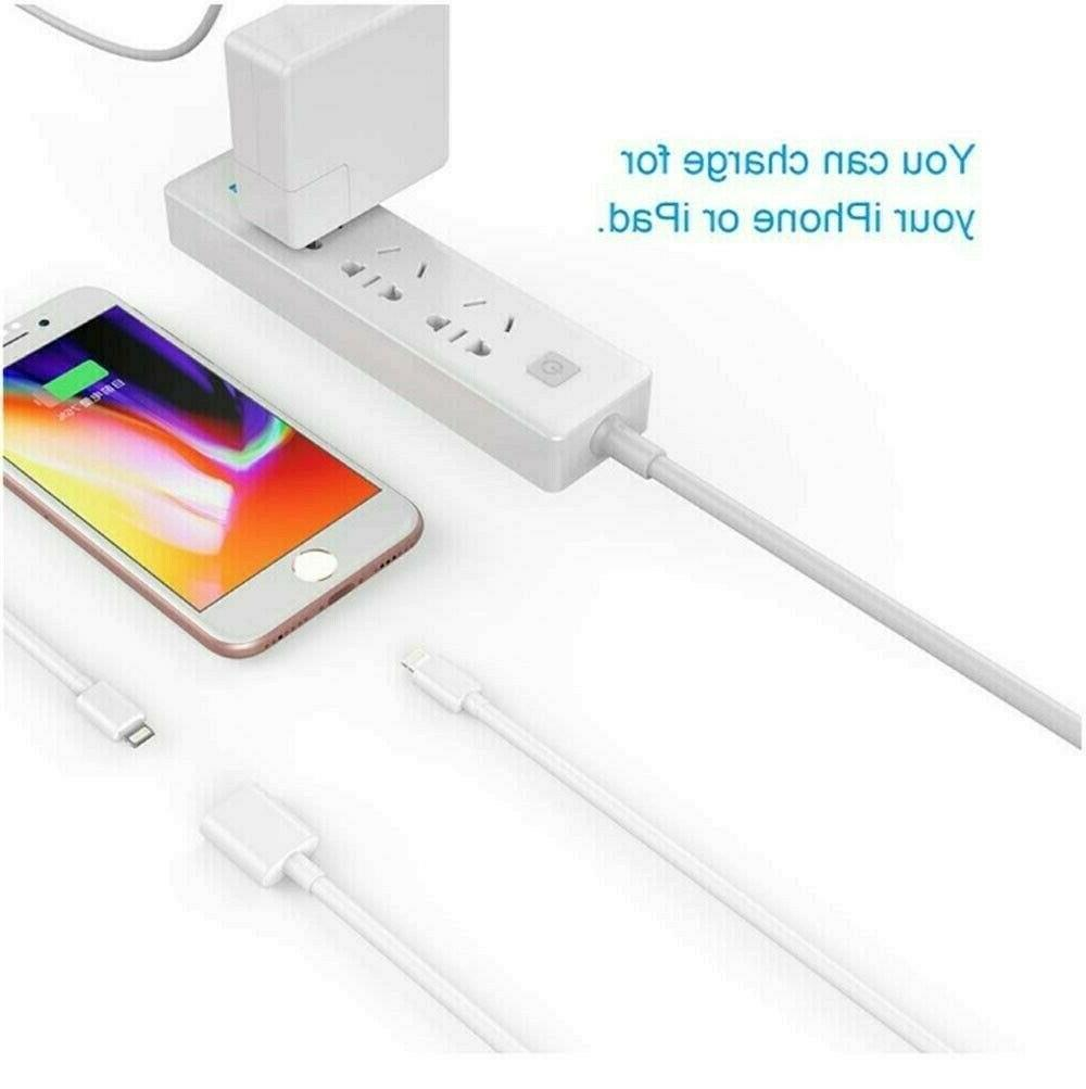 8 Male to Extension Data Cable Cord iPhone6