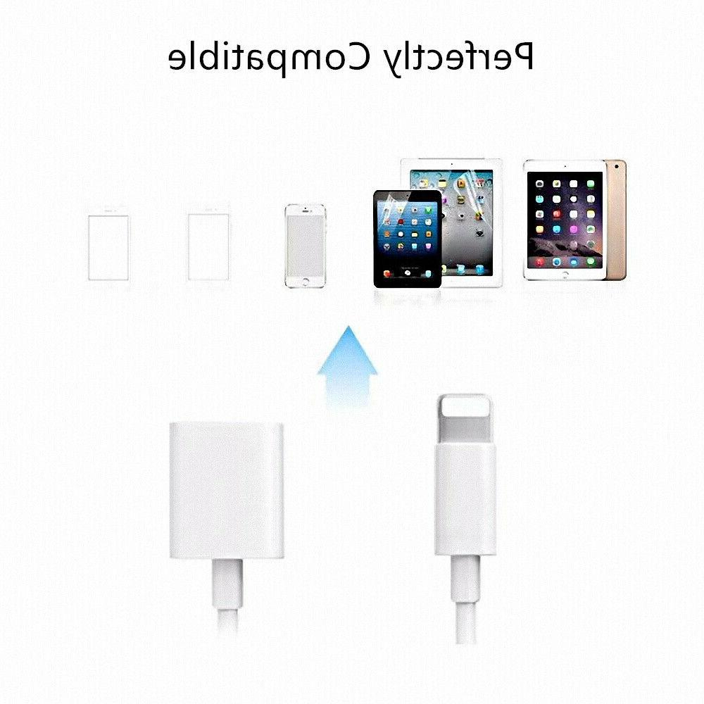 8 to Female Extension Data Cable for iPhone6