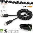 Apple Certified Anti-Tangle Lightning Charger Cable iPhone U