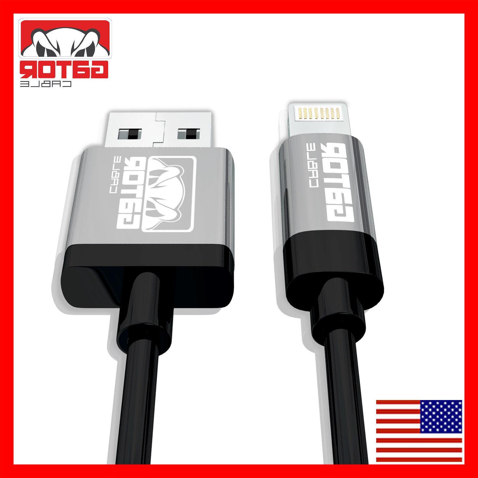 Apple Certified MFI Cable Sync iPhone 7S Plus